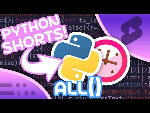 all() in Python - Check If All Items Are True