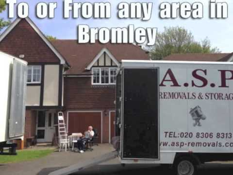 ASP Removals Bromley