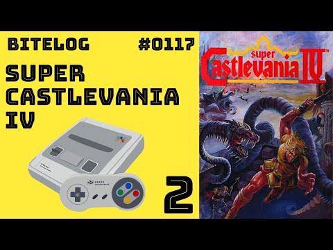 BITeLog 0117.2: Super Castlevania IV (SUPER NES)