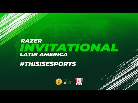 RAZER INVITATIONAL LATIN AMÉRICA - League of Legends - Dia 2