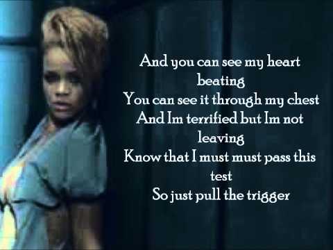 Baixar Rihanna - Russian Roulette (Lyrics)