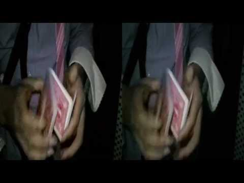 Shuffling Cards (YT3D:Enable=True)