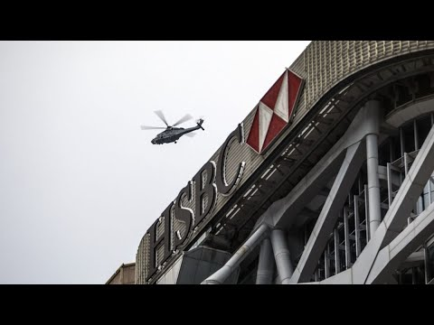 HSBC's Asia Pivot Stokes Tension Between Hong Kong, London