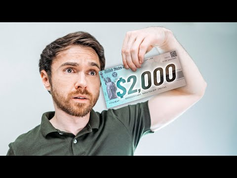 The $2,000 Stimulus Check! IRS Phase 2 (April 17th Update)