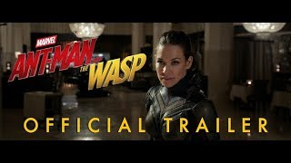 Marvel Studios' Ant-Man and the Wasp – Trailer