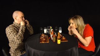 Inside Edition Spices Things Up With the 'Hot Ones' Challenge