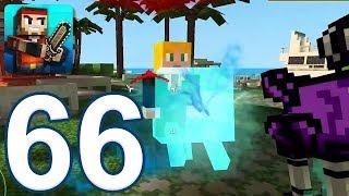 Pixel Gun 3D - Gameplay Walkthrough Part 66 - Ghost Lantern (iOS, Android)