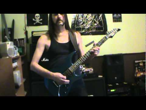 Fastway - Say What You Will - full length cover (with solo)