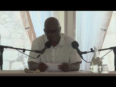 Vidéo de Achille Mbembe