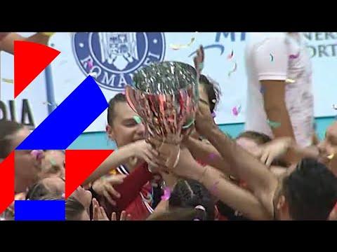 #EuroLeagueW | Silver League Final highlights: Romania - Slovenia