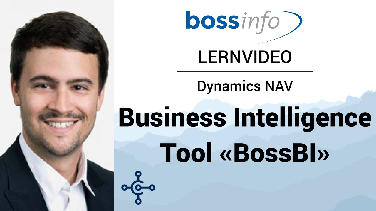 bossBI - Business Intelligence Modul für Microsoft Dynamics von Boss Info AG