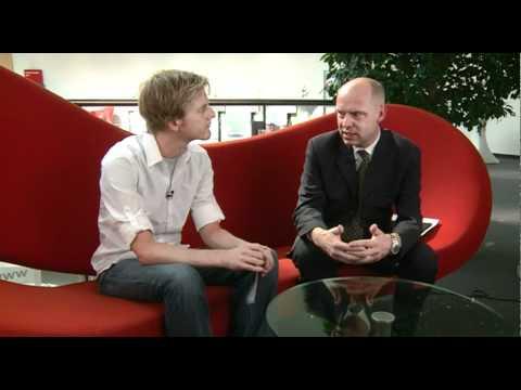Interview: Klaus Juli von ProDigitalTV eV. auf der roten Couch