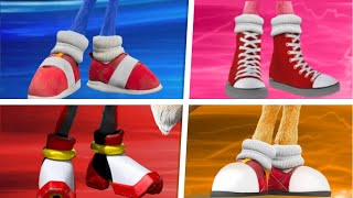 Sonic The Hedgehog Movie Choose Your Favorite Shoes 4