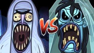 Troll Face Quest Horror Vs Troll Face Quest Horror 2 Halloween Special - All Win Fail Walkthrough