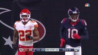 DeAndre Hopkins vs Marcus Peters (2017) | WR vs CB Highlights