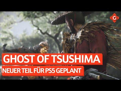 Ghost of Tsushima neuer Teil für PS5! Diablo 2 Remake dank neuem Entwicklerstudio?! | GW-News 25.01