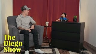 Funny Justin Bieber Interview | The Diego Show