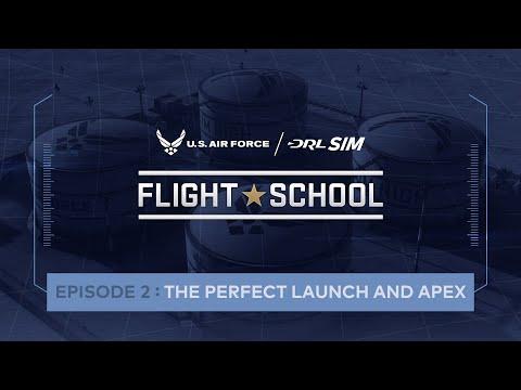 The Perfect Launch: U.S. Air Force DRL SIM Flight School