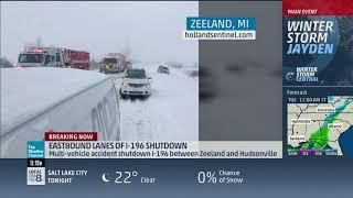 Weather Channel segment on Zeeland