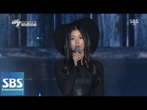 에픽하이 X 김유정 - 헤픈엔딩 @2014 SBS 가요대전 SUPER5 2부