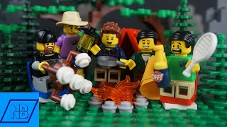 LEGO Dude Perfect Camping Stereotypes