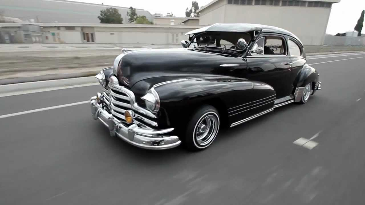 1941 Pontiac Silver Streak Coupe Wallpaperscraft 1947 Youtube