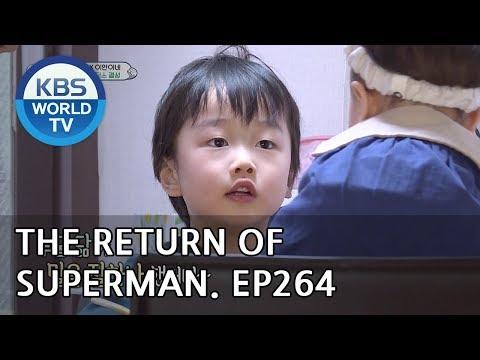 The Return of Superman | 슈퍼맨이 돌아왔다 - Ep.264: A Superhero Just for You[ENG/2019.02.17]