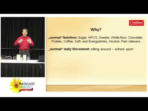 R. Jentschura – How to prevent disease with an alkaline-balancing lifestyle