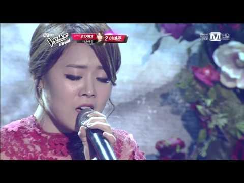 보이스코리아 시즌2 - [Mnet 보이스코리아2 Ep 15] 이예준