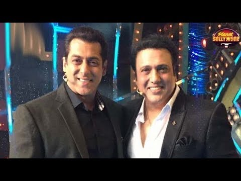Salman Asks Reality Show Makers To Appoint Govinda As Judge | Bollywood News