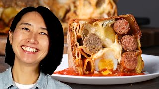 How to Make Timpano with Rie