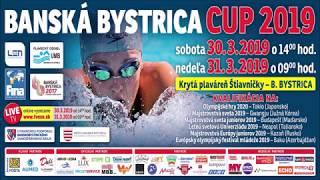 Plavecký Banská Bystrica Cup 2019 so zvučnými menami