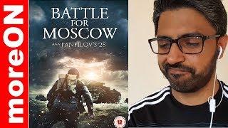 PANFILOV'S 28 TRAILER REACTION | RUSSIAN WAR MOVIE