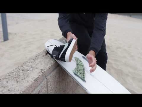 HURLEY SURF CLUB KEYS | GET YOUR FINS OUT 2.0