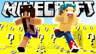 LUCKY BLOCK MAYHEM! | Minecraft Lucky Block Race w/Yammy