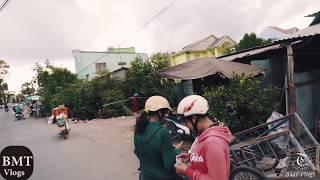 B.M.T Vlogs Vác Loa Kẹo Kéo Vào Chợ Mở Nhạc RÊN REMIX Và Cái Kết