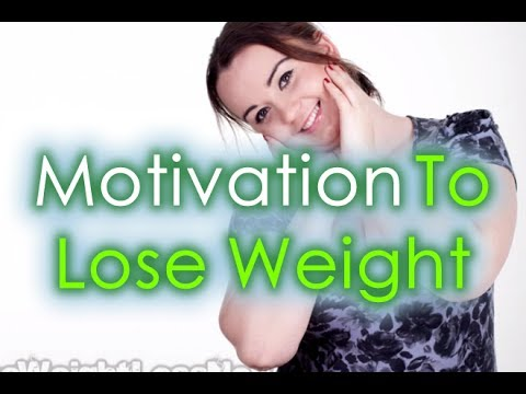 Motivation To Lose Weight | The Starting Point