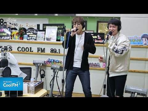 SF9 다원 & 인성 '고등어' 라이브 LIVE / 170313[이홍기의 키스 더 라디오]