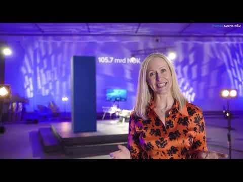 Norges sjømatråds årskonferanse 2021 - Renate Larsen, året som gikk
