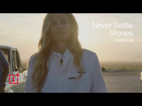 Never Settle Stories - Carrie Lee