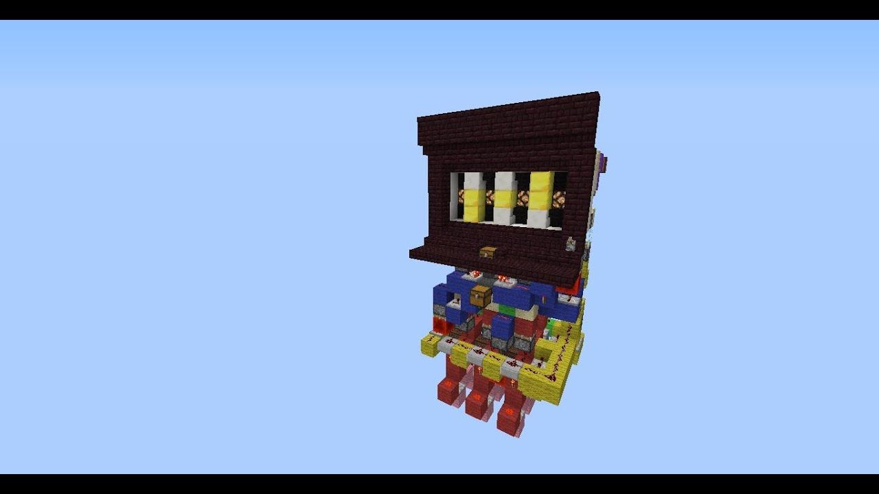 machine mod minecraft