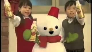 Japanese Kids Beer Commercial Weird