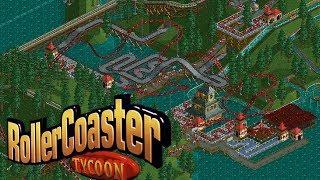 Diamond Heights  (Part 1) | RollerCoaster Tycoon