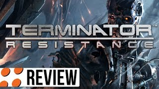 Terminator: Resistance for PC Video Review