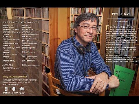 2016-2017 Peter Bay Brochure Video