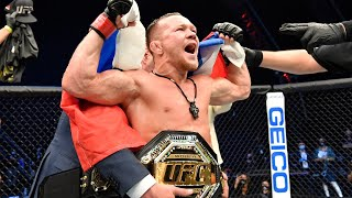 Petr Yan - Journey to UFC Champion