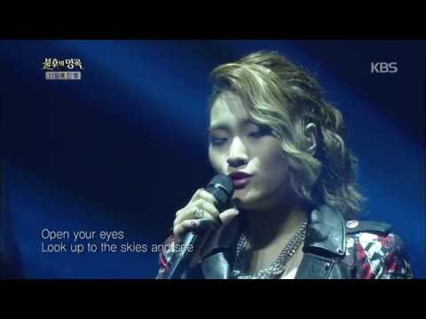 [HIT] 불후의 명곡2, 11월에 진 별편-손승연(Son Seung Yeon) - Bohemian Rhapsody.20141115
