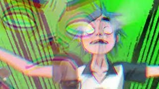 So this is Tranz by Gorillaz...