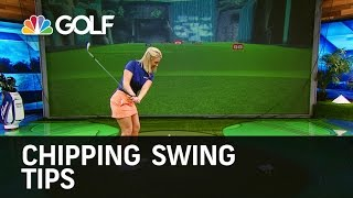 Chipping Swing Tips - Golf Channel Academy | Golf Channel