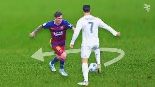 Ronaldo & Messi - AGAINST Each Other